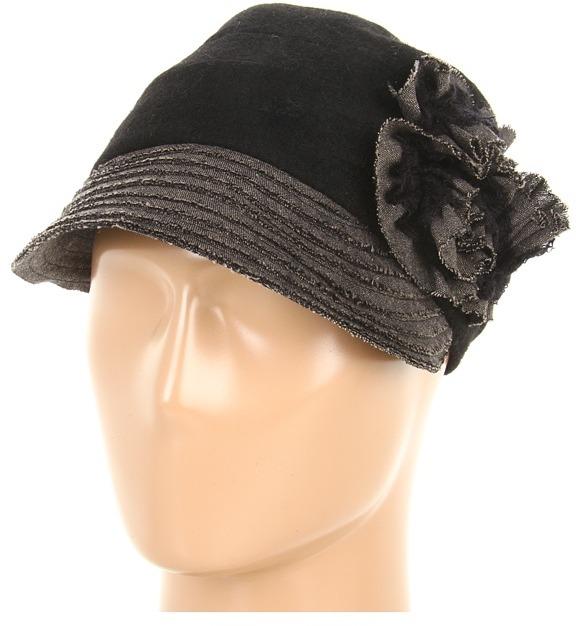 Grace Hats - Full Moon Casquette (Black) - Hats