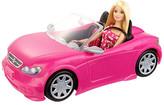 Mattel Inc. Glam Convertiable & Doll Set
