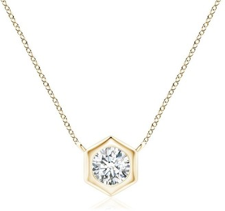 Natori Indochine Diamond Pendant Necklace