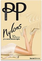 Pretty Polly Nylons Gloss Secret Slimmer Pantyhose