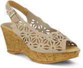 Spring Step Abigail Slingback Wedge Sandals