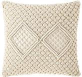 Jamie Young Handmade Woven Pillow