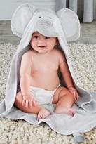 Baby Aspen Little Peanut Elephant Hooded Spa Towel
