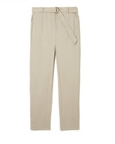 Vince Camuto Slim-Leg Belted Cargo Pants