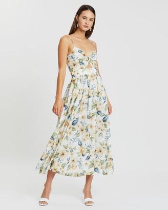 Bec & Bridge Fleurette Midi Dress