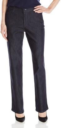 Lee Womens Relaxed Fit All Day Straight Leg Pant 14