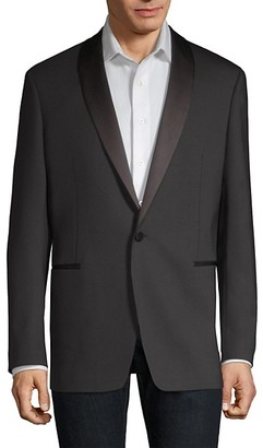 Theory Regular-Fit Shawl Tuxedo Jacket