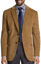 STAFFORD Stafford Signature Corduroy Slim-Fit Cotton Sportcoat