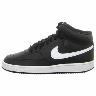 Nike Wmns Court Vision Mid Womens Fitness Shoes