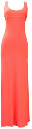Herve Leger Orange Dress for Women Vintage