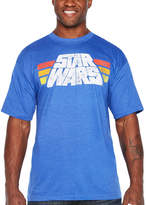 Star Wars Short Sleeve Tv + Movies Graphic T-Shirt-Big and Tall