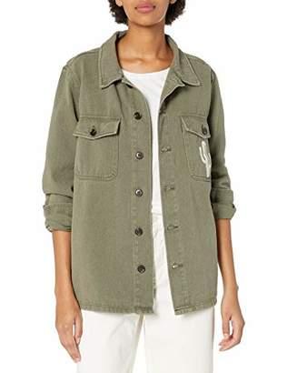 Show Me Your Mumu Women's Army Jacket