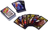Mattel DC Justice League Uno Game