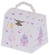 Mele Amy Girls' Musical Ballerina Jewelry Box-White