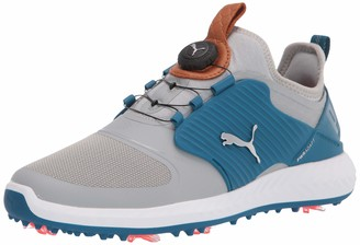 Puma Men's Ignite Pwradapt Caged Disc Golf Shoe