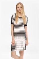 Cass Striped Jumper Dress