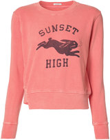 Mother Sunset High sweatshirt - women - Cotton - XS