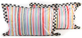 Mackenzie Childs MacKenzie-Childs King Chelsea Stripe Shams, Set of 2