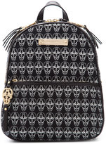 Thomas Wylde Venice Henna Skull backpack - women - Cotton - One Size
