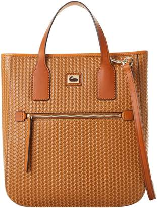 Dooney & Bourke Camden Woven Handle Tote