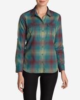 Eddie Bauer Women's Expedition Flannel Shirt