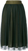 Roberto Collina tule skirt - women - Cotton/Nylon - M