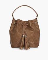 Chico's Beverly Bucket Bag