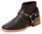 Sol Sana Eddie Leather Zip Bootie