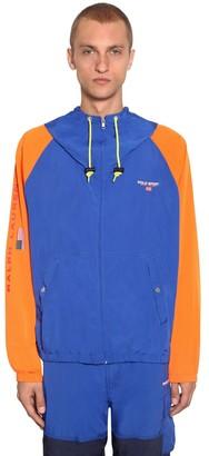 Polo Ralph Lauren Hooded Light Nylon Jacket