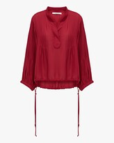 Thumbnail for your product : Dorothee Schumacher Fluid Luxury Blouse