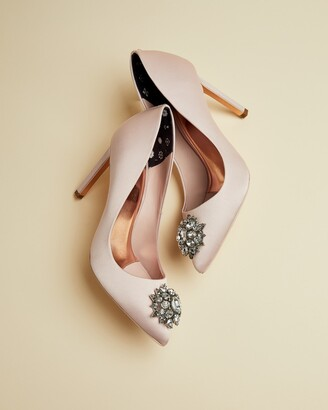 Ted Baker BRYDIEN Brooch detail courts