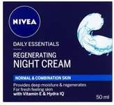 Nivea Regenerating Night Cream Normal & Combi Skin 50ml
