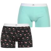 Fabric Flamingo 2 Pack Trunks