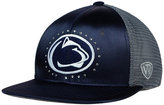 Top of the World Women's Penn State Nittany Lions Big Faux-Satin Snapback Cap