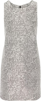 Tart Collections Carly jacquard mini dress