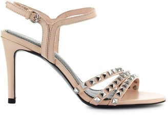 Ash Hello Pink Heeled Sandal