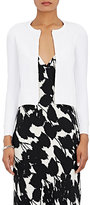 Barneys New York Women's Crop Cardigan-WHITE