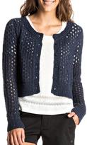 Roxy Open Knit Cardi