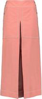 Temperley London Lanai cotton-blend culottes