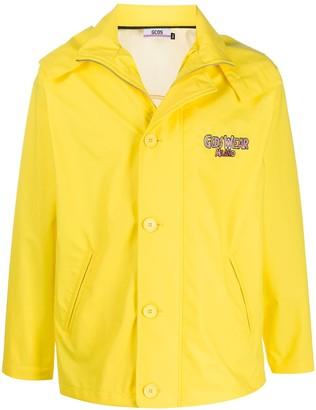 GCDS Jurassic Park hooded raincoat