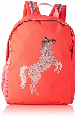 Joules Boys' Patchback Backpack Green (Green Camo Dino)