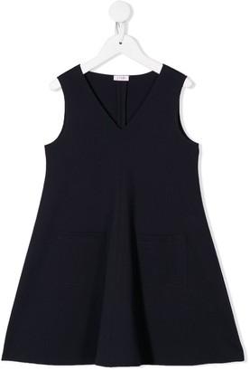 Il Gufo A-Line Dress