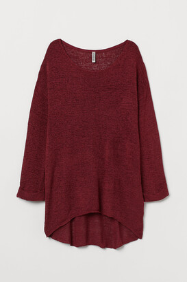 H&M Loose-knit Sweater