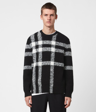 AllSaints Arkade Crew Sweater