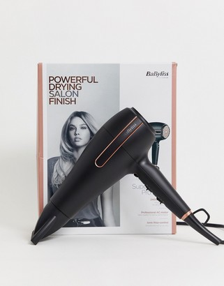 Babyliss Super Power Pro 2400 Hair Dryer UK Plug