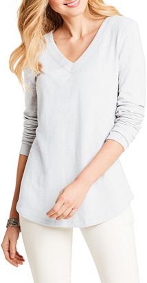 Nic+Zoe Countryside V-Neck Sweater