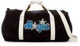 Mitchell & Ness Magic Washed Canvas Duffle Bag