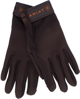 Ariat Brown Tek Grip Gloves