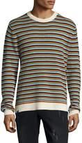 Wesc Men's Alban Striped Sweater