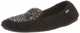 Living Kitzbühel Women's Laschenballerina mit Low-Top Slippers